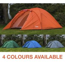 Andes 4 Person Camping/Festival Dome Tent