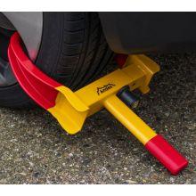 Andes Heavy Duty Car Wheel Clamp