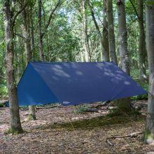 Andes 3m x 3m Blue Tarpaulin