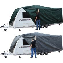 Andes Deluxe Breathable Waterproof Caravan Cover