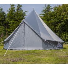 Andes 4m Oxford Canvas Bell Tent