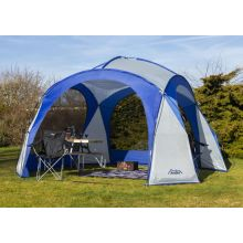 Andes Outdoor Camping Dome Shelter 3.65m x 3.65m Event Marquee Gazebo