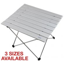 Andes Portable Folding Aluminium Camping Table Outdoor Picnic Beach Table