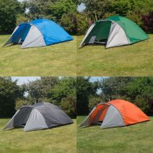 Adtrek 4 Person Double Skin Camping Tent