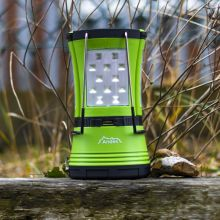 Andes LED Multifunctional Camping Lantern + Flashlights