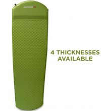 Adtrek Green XL Self Inflating Mat With Pillow