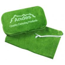 Andes Camping Solid Fuel Pocket Hand Warmer/Heater for Hiking/Walking