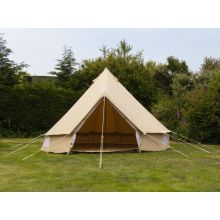 Andes 5m 100% Cotton ZIG Canvas Bell Tent