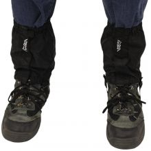 Andes Black Waterproof Walking Hiking Outdoor Trekking Boot Ankle Gaiters