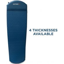 Adtrek Blue XL Self Inflating Mat With Pillow