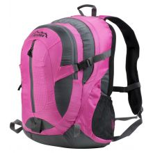 35 Litre Bright Pink Rucksack/Backpack For Camping/Hiking/Travel School Bag