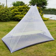 Andes Triangle Single or Double Bed Mosquito Net