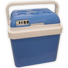 Andes 25L Cool Box with 12V/240V Adaptors