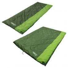 Andes Grande 4 Season Convertible Quad Layer 700g Envelope Sleeping Bag Camping
