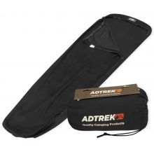 Adtrek Fleece Mummy Sleeping Bag Liner