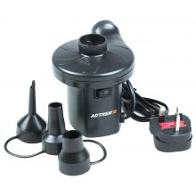 Adtrek 240V Electric Air Pump Air Bed Inflator
