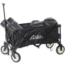 Andes Folding Camping Wagon/Festival Cart