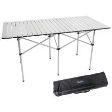 Andes Folding Aluminium Picnic Table 140 x 70 x 70cm