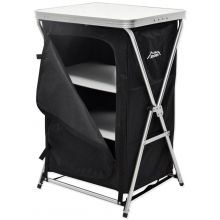 Andes 3 Shelf Foldable Camping Cupboard/Wardrobe
